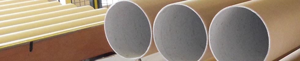 Tecnolgia e filosofia produzione tubi in cartone for Tubi in cartone